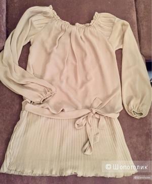 Платье-туника COMPAGNIA ITALIANA, Италия, 44-48 размер