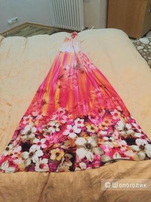 Пляжное платье в пол Blumarine, размер 42-46