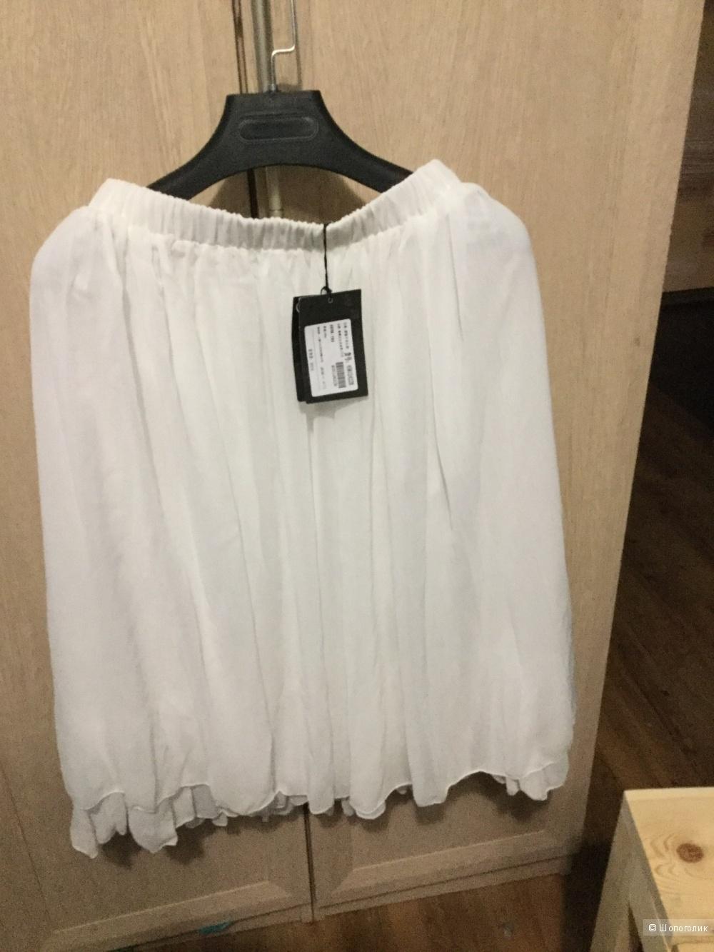 Шифоновая юбка sdeer М-L