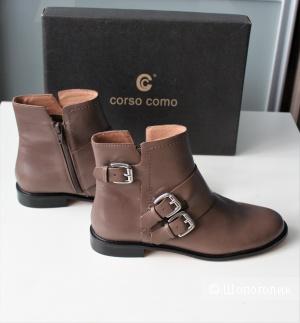 Новые сапожки Corso Como р-р 6,5 (на 37)