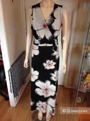 PRASLIN новое платье в пол размер 48-52