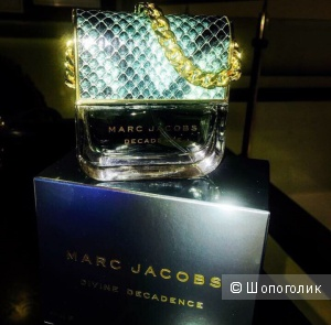 Новый парфюм Marc Jacobs Decadence divine 30 мл