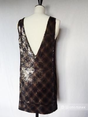 Платья  с пайетками марки DONDUP размер 42-44