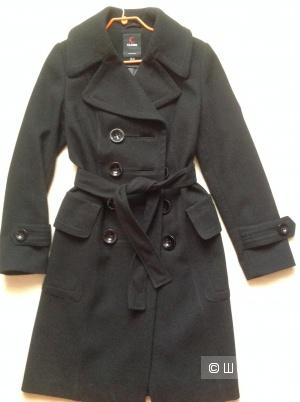 Демисезон. жен. пальто, CLASNA, разм. 42-44