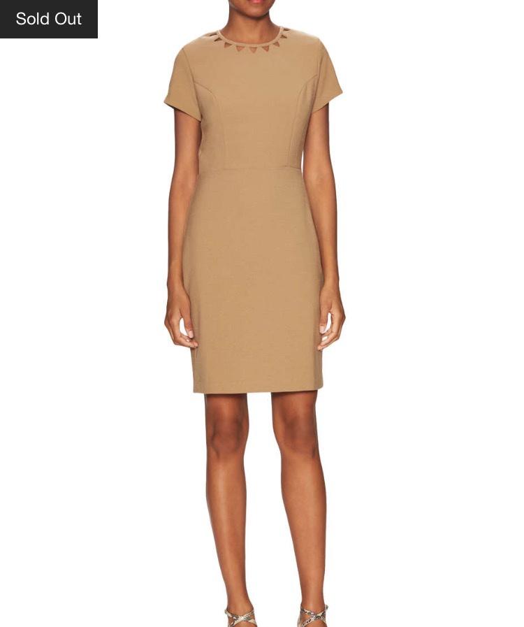 Новое офисное платье-футляр Ava&Aiden 42-44