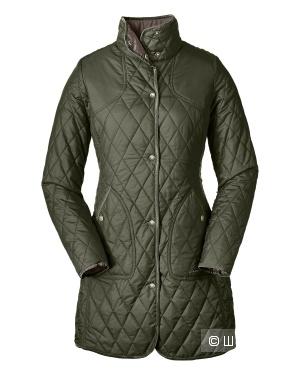 Новое с биркой демисезонное пальто Eddiе Bauer, размер 46-48