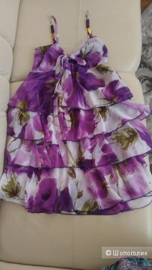 Продам платье, Joymiss,размер 44 русс, цвет фиолетовый