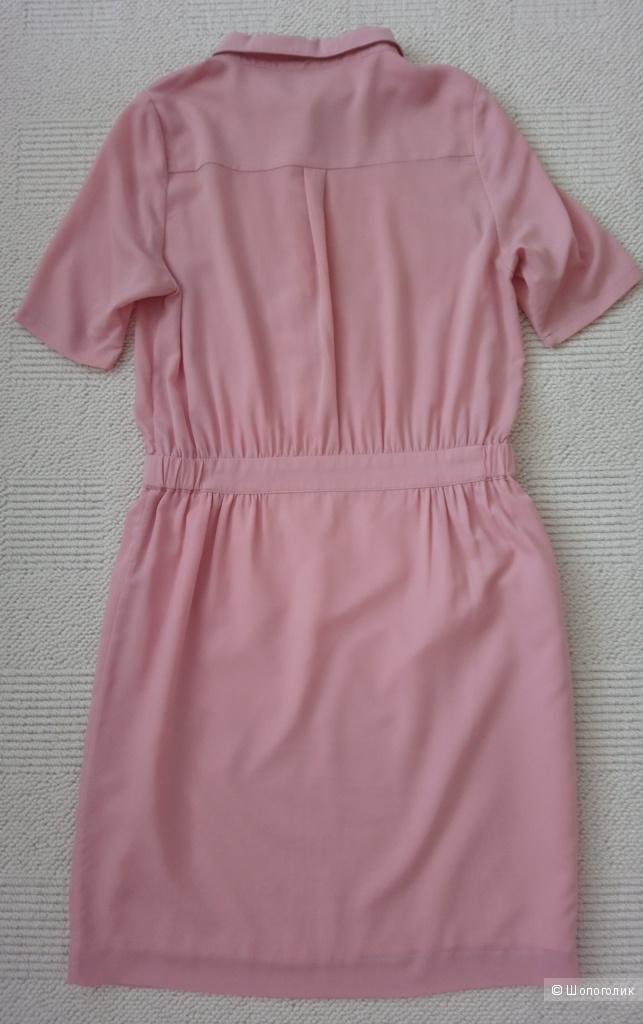 Платье-рубашка р-р 42-44