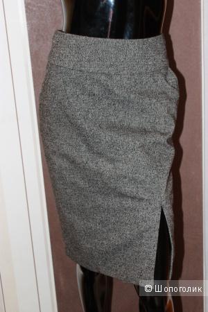 Новая юбка-карандаш love republic 44 размер