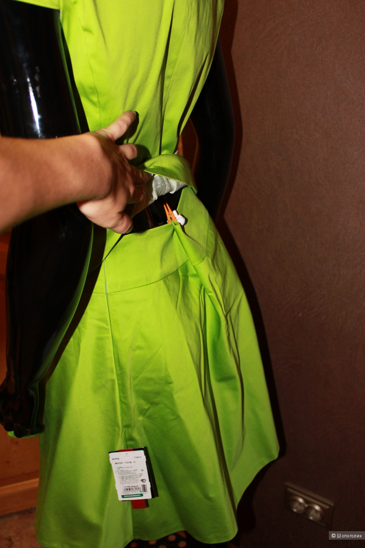 Новый летний костюм Мosaic fashion Эстония, размер 44 (доставка за мой счет)