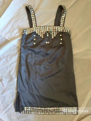 Коктельное платье GOLD Giles by New Look размер 42-44