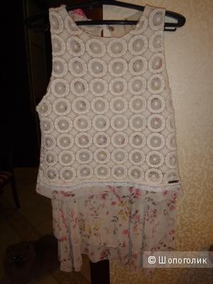Платье сарафан 42-44 размер Италия