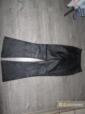 Кожаные штаны.100%натуральная кожа на 42 рос.размер