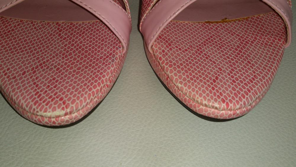 Сабо розовые Jenifer , размер 39