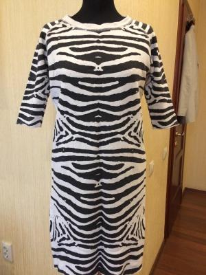 Платье  Rich&royal , 100%хлопок, xs