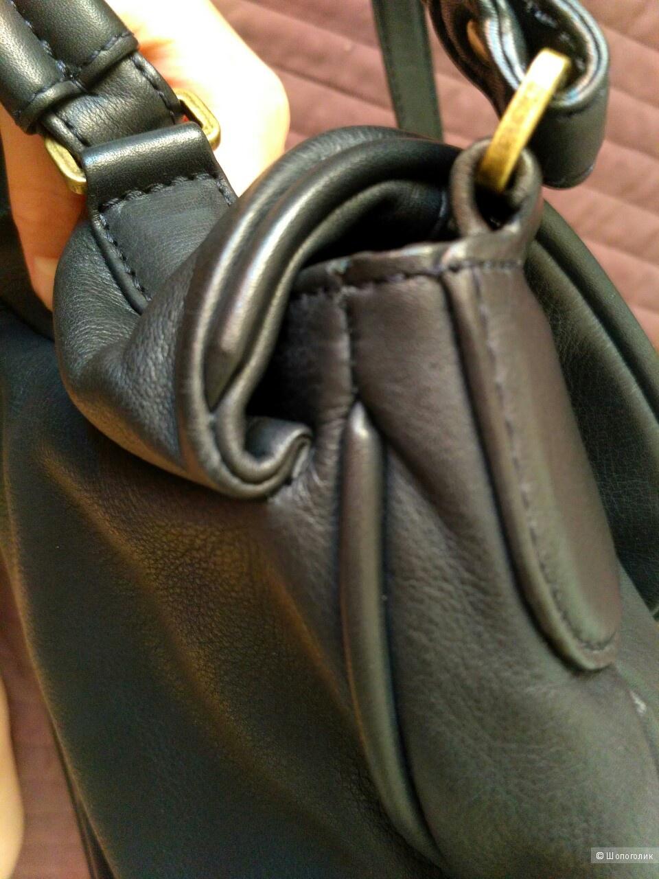 Кожаная сумка Sequoia Paris