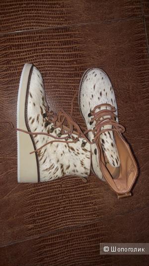 Ботинки демисезонные р-р8 Ecote