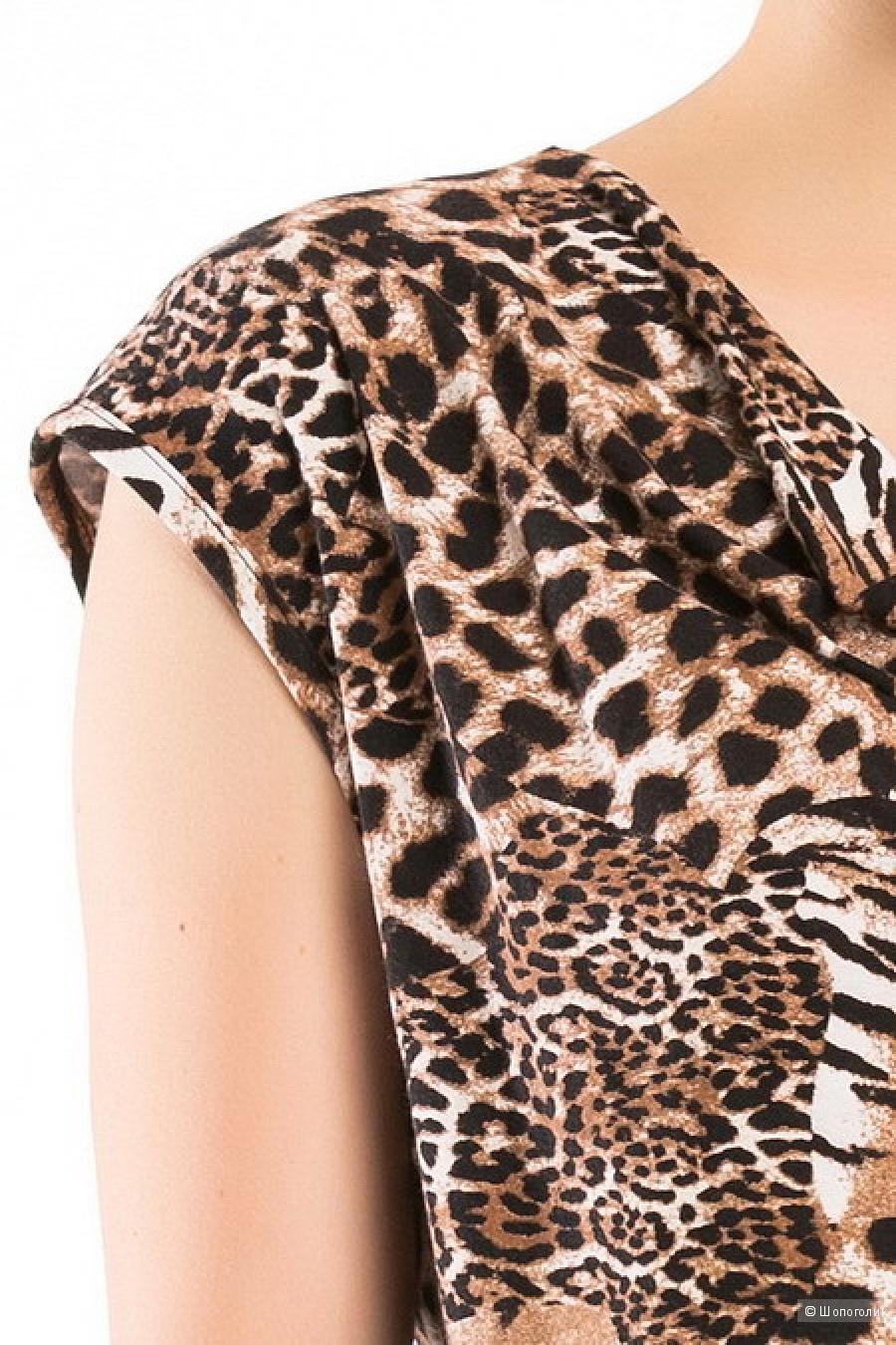 Стильная блузка Remix размер 46, но лучше 46-48 или большую грудь