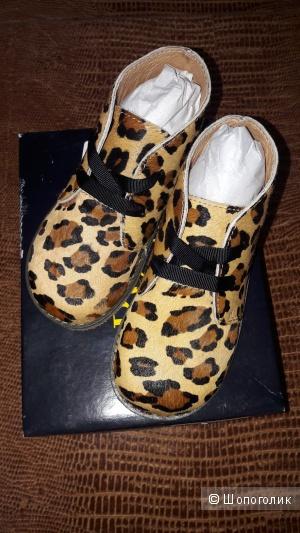 Ботиночки унисекс Polo Ralph Lauren р-р24 EUR