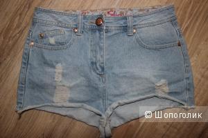 Джинсовые шорты RETRO SHORT, размер рос 44