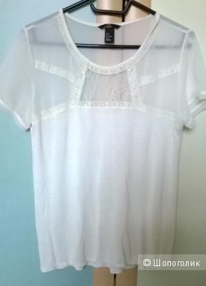 Блузка футболка H&M 44-46 размер