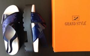 Босоножки Grand Style, 40 размер