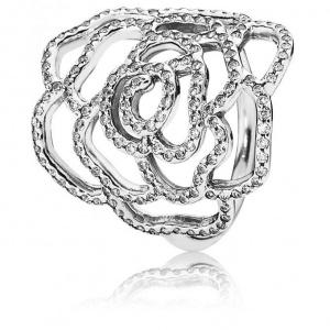 """Кольцо PANDORA  """"Сияющая роза """" размер 16,5 (52) новое"""