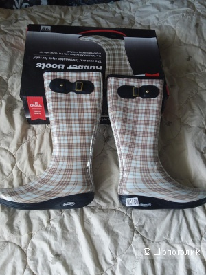 Новые резиновые сапоги Walkmaxx  38 размер