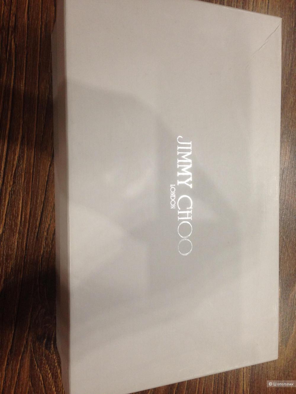 Jimmy Choo красивые босоножки р.37.5 Новые.Оригинал