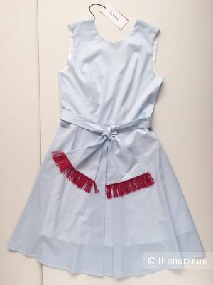 Платье твоей мечты, голубое от марки ACTINIA размер M