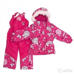 Зимний костюм Huppa Kitty 122