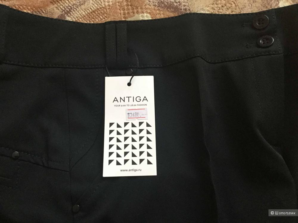 Черные брюки, размер 46/170