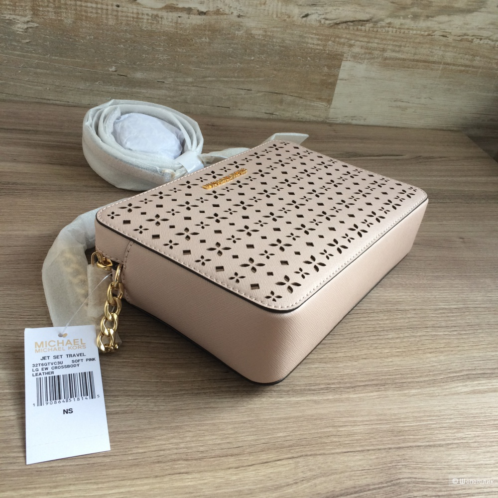 Сумочка Michael Kors Jet Set large crossbody
