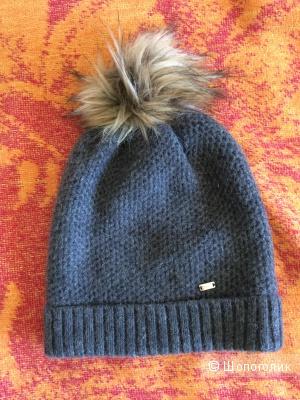 Новая шапка премиум бренда tommy hilfiger  без размера