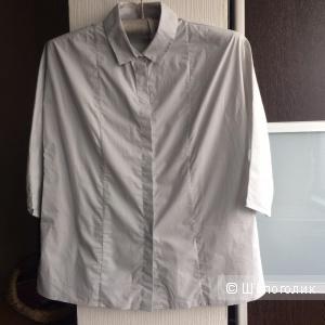 Новая светло-серая рубашка COS / XS-S