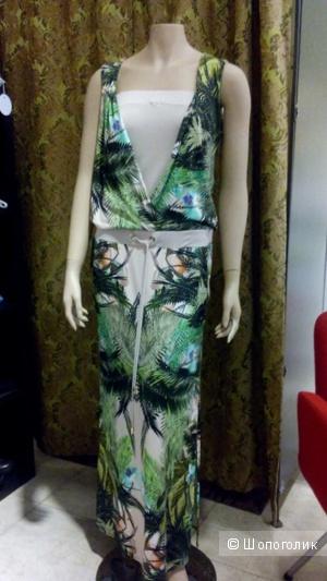 Платье макси(в пол) GILL SANTUCCI Италия в размере 46 IT(46-48)