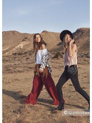 Стильные джинсы Mango в стиле Isabel Marant. 44-46