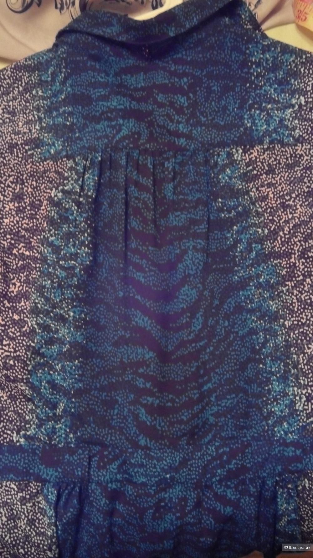 Платье шелк, 46-48