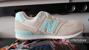 Новые кроссовки NewBalance 36 размер