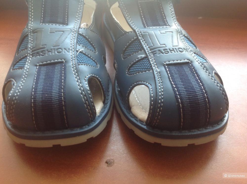 Ортопедическая обувь фирмы M+D на мальчика, 31 размер