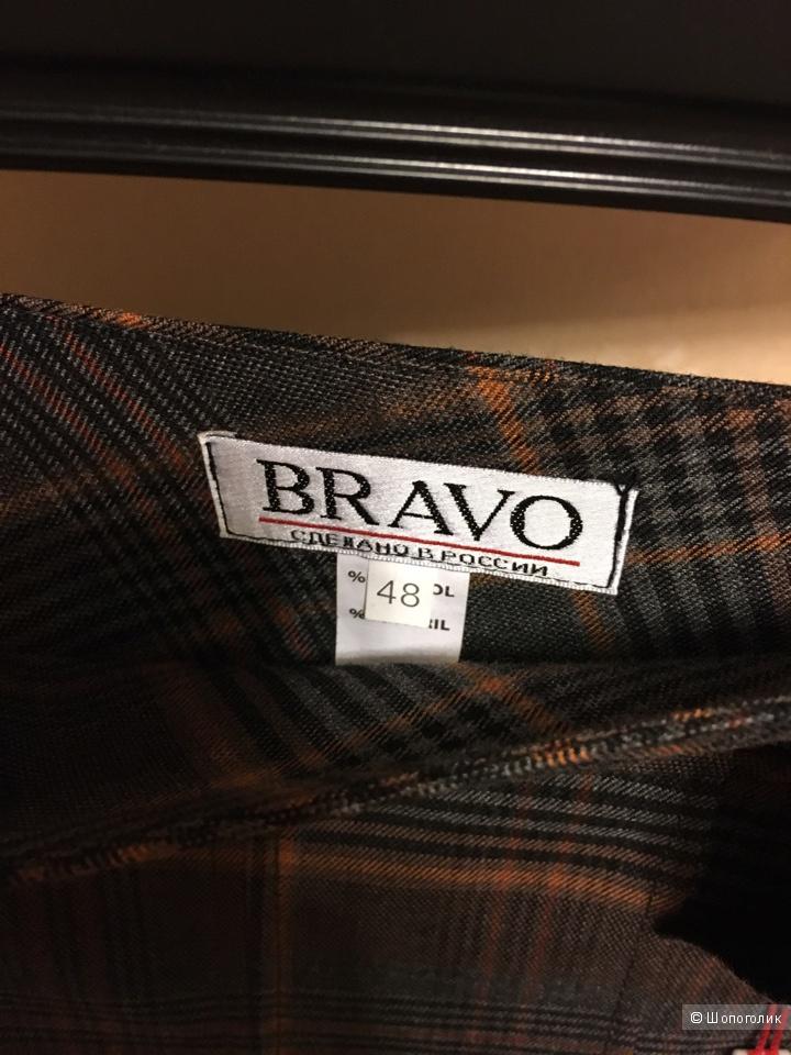 Юбка бренд BRAVO 48 раpмер