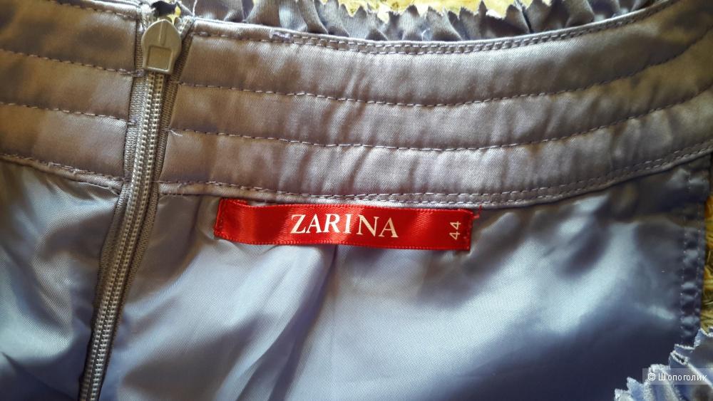 Платье фиалкового цвета Zarina размер 44