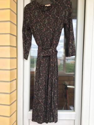 Дизайнерское платье-миди Grace a vous, размер S