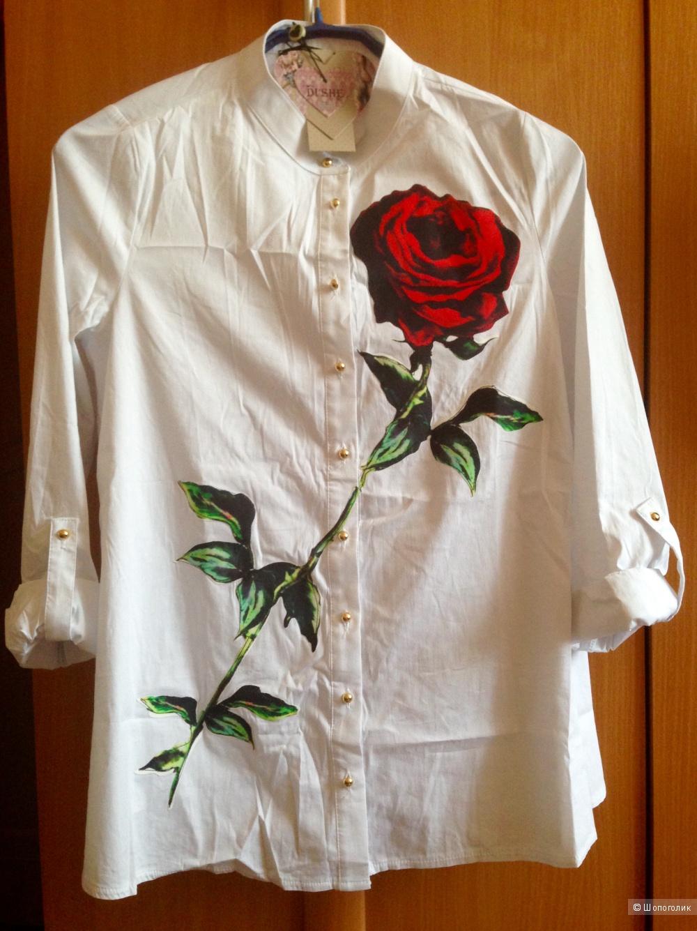 Рубашка DiShe Турция 40(+6).