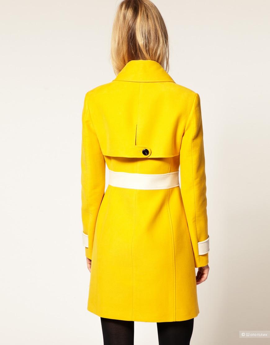 Пальто Karen Millen размер UK12 (маломерит - на российский 42-44) новое