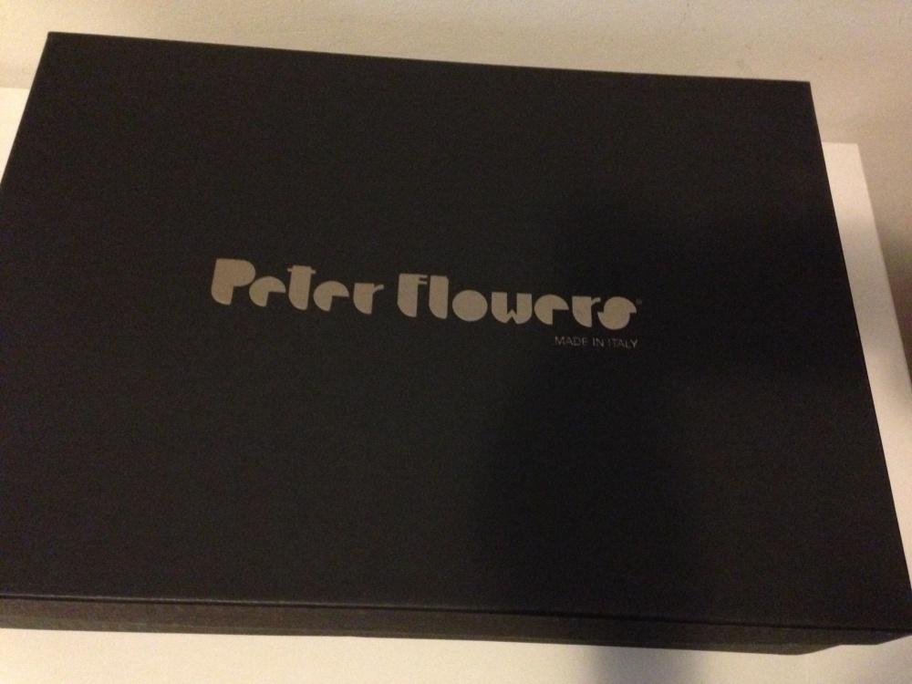 "Сапоги "" PETER FLOWERS "", 38-39 размер, Италия."