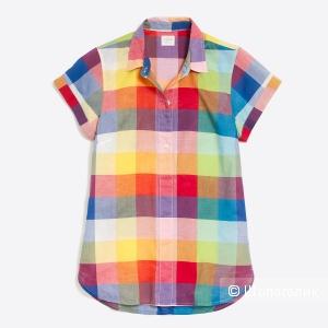 Новая рубашка J Crew Factory р-р XXS