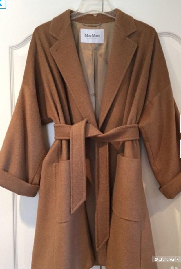 a29ef74950e Max Mara пальто 44 размер