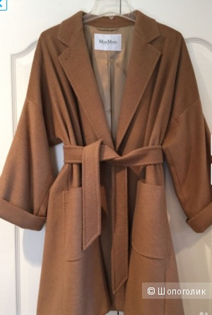 Max Mara пальто 44 размер