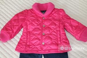 Ralph Lauren куртка для малышки 24 мес